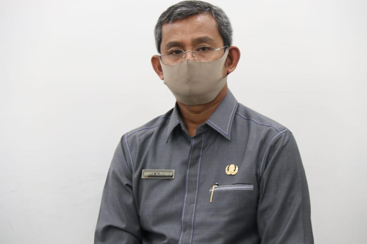 Akhyar Nasution Pensiun, Wirya Jadi Plh Wali Kota Medan