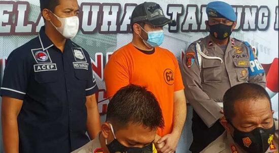 Polisi Temukan 3 Butir Ekstasi di Kantong Celana Ridho Rhoma