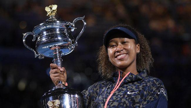 Naomi Osaka Juara Australia Open 2021
