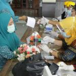 Sambut Hari Ibu ke-92, TP PKK Kabupaten Asahan Gelar Rapid Test Gratis