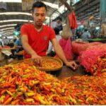 Harga Cabai Tembus Rp125 Ribu per Kg, Pedagang: Ini Kenaikan Tertinggi dan Terlama