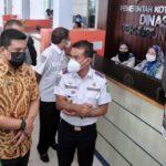 Pemko Medan Launching Pembayaran Uji KIR Melalui Non Tunai