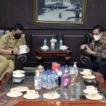 Walikota Medan Siap Berkolaborasi dengan Bank Indonesia Provinsi Sumut