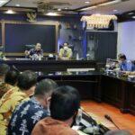 Wakil Walikota Medan Evaluasi Kinerja Dari BPPRD Kota Medan