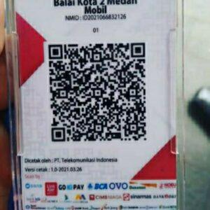 e-Parking Mulai Diberlakukan di Medan